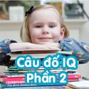 Câu đố IQ- 2- Bộ bé thách đố