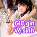 Giữ gìn vệ sinh - Bộ 1