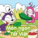 Món ngon Tết Việt - Khó