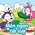Món ngon Tết Việt - BTĐ