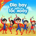Boomerang đĩa bay lốc xoáy - BTĐ