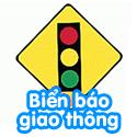 Biển báo giao thông - Bé thách đố