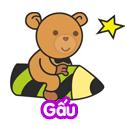Gấu - Phần 2 - Bộ 1