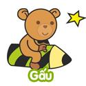 Gấu - Phần 2 - Bộ 3