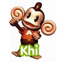 Loài khỉ - Bộ 3