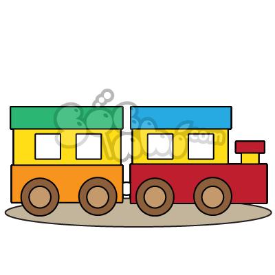 Vẽ tàu hỏa