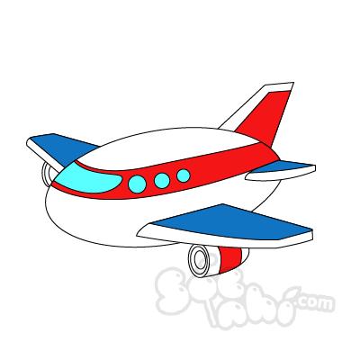 Vẽ chiếc Máy bay mê phiêu lưu