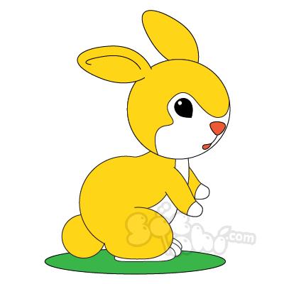 Học vẽ bé Thỏ dễ thương