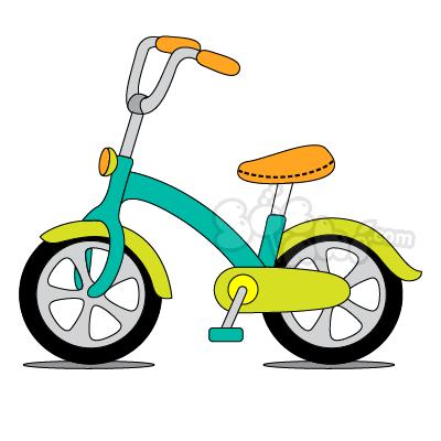Học vẽ chiếc xe đạp thân thương