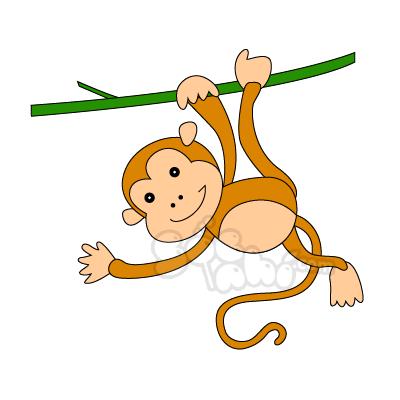 Vẽ chú Khỉ tinh ranh