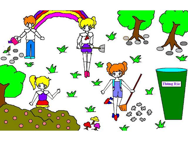 hoa-si-nhi/xem-tranh/168637/Bao-ve-moi-truong-vi-mot-hanh-tinh-xanh-sach-dep.html