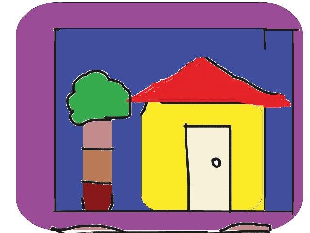 hoa-si-nhi/xem-tranh/183339/Ngoi-nha-cua-em.html