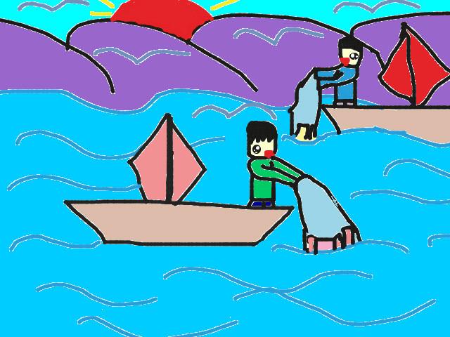 hoa-si-nhi/xem-tranh/193612/Viet-Nam-dat-nuoc-tuoi-dep.html