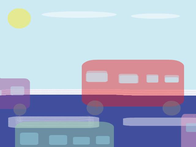 hoa-si-nhi/xem-tranh/208733/xe-hoi-tren-duong.html