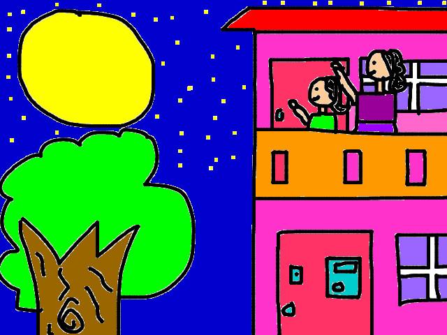 hoa-si-nhi/xem-tranh/22291/Em-va-me-ngam-trang.html
