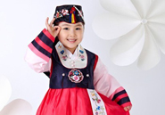 Những cô bé Hàn Quốc dễ thương
