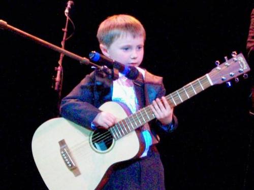 Valor Yost - Cậu bé 4 tuổi tài năng