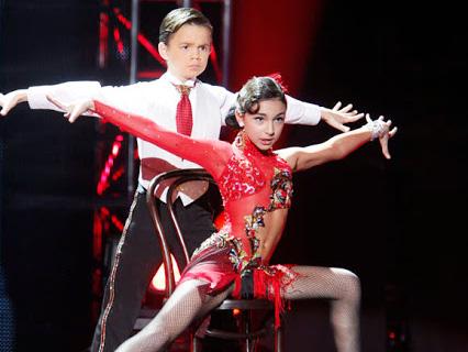 Điệu tango của D'Angelo và Amanda