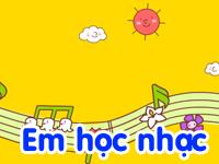 Em học nhạc