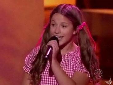Incredible - Cô bé 11 tuổi đầy tài năng