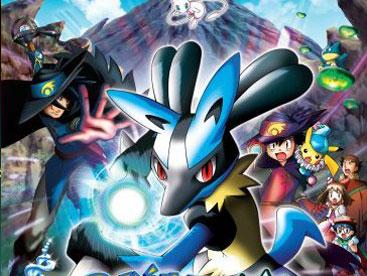 Pokemon người hùng Lucario