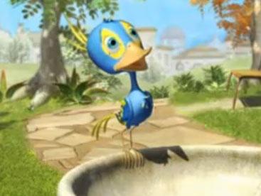Chú chim nhỏ