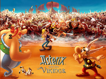 Asterix chống hải tặc