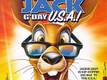 Anh bạn Kangaroo Jack đến USA