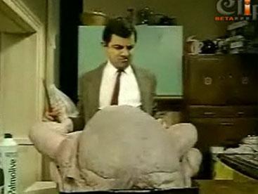 Buổi sáng của Mr Bean