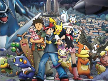 Sự trở về của Darkrai Pokemon