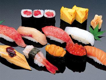 Cùng làm sushi Nhật Bản