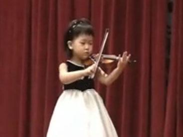 Tài năng violon