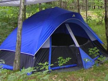 Dựng lều đi cắm trại nào