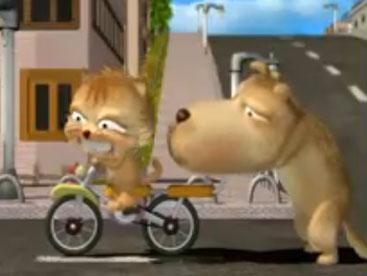 Tập xe đạp