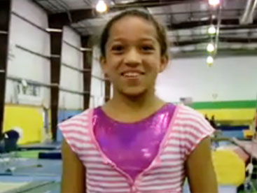 Gils gymnastics kids who rip