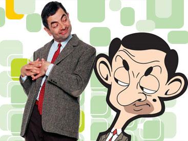 Mr Bean trở lại thành phố