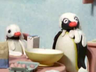 Chiếc bánh của Pingu