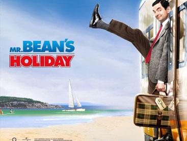 Kì nghỉ của Mr Bean