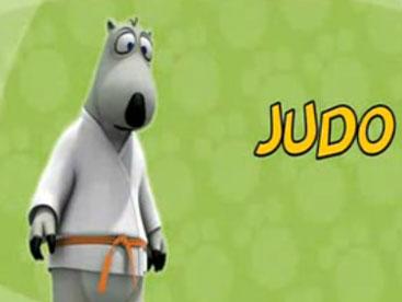 Backkom tập Judo