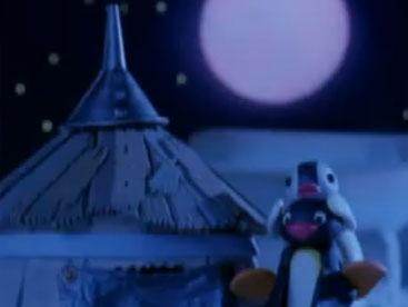 Pingu khám phá mặt trăng