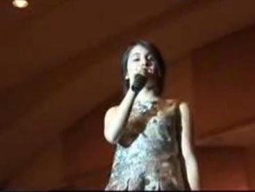 Ariana giọng ca nhí dễ thương