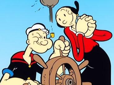 Popeye và Cuộc truy tìm kho báu