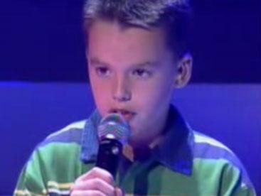 Johan scholten tài năng âm nhạc nhí