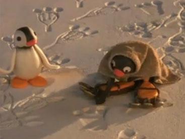 Pingu và sinh vật kì dị