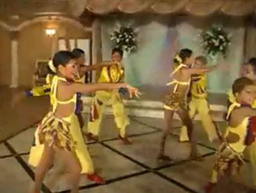Đôi khiêu vũ nhí