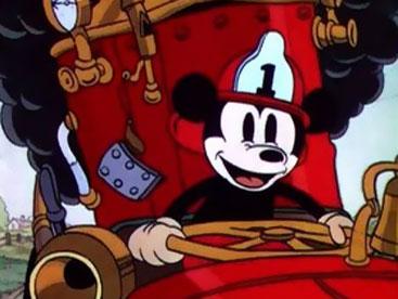 Đội cứu hỏa của Mickey