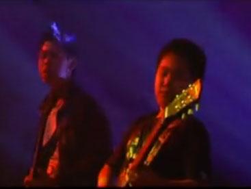 Ban nhạc rock nhí