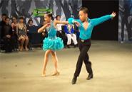 Cùng học nhảy cha cha nhé