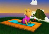 Bài tập yoga cho trẻ em