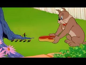 Tom và Jerry: Bữa tiệc thịt nướng